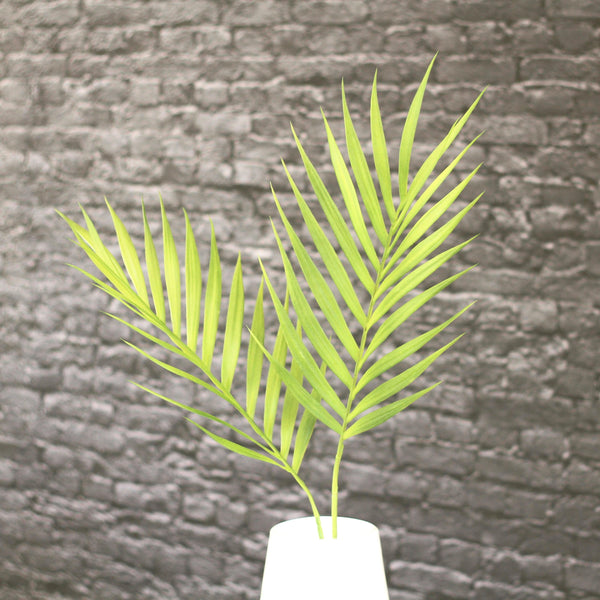 artificial flowers luxury faux silk green single fern lifelike realistic faux flowers buy online from Amaranthine Blooms UK