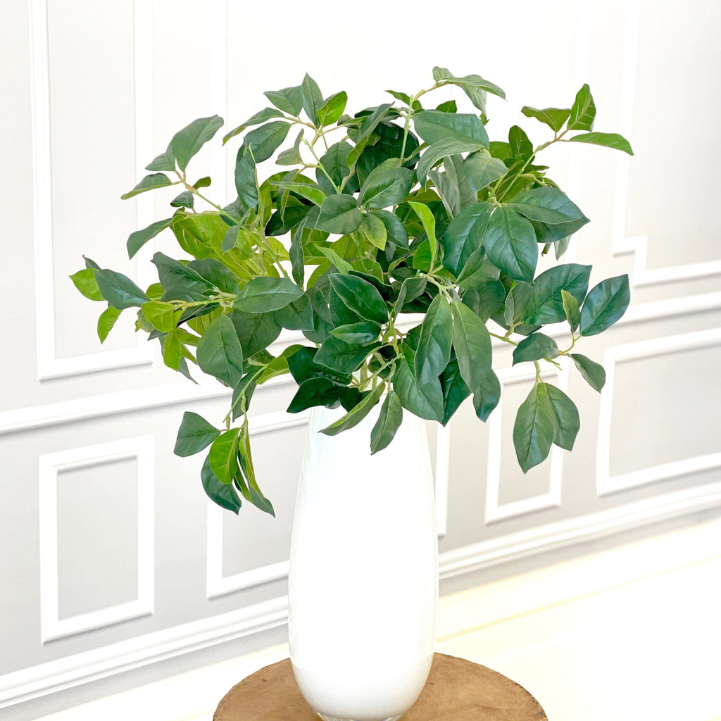 artificial flowers luxury faux silk rich green foliage lifelike realistic faux flowers buy online from Amaranthine Blooms UK