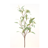 Artificial flowers luxury faux silk tall willow eucalyptus lifelike realistic faux flowers buy online from Amaranthine Blooms UK