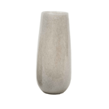 Taupe textured glass vase luxury realistic lifelike artificial silk flower and vase from Amaranthine Blooms in UK