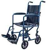 Super Lightweight Aluminum Transport Chair by Cardinal Health