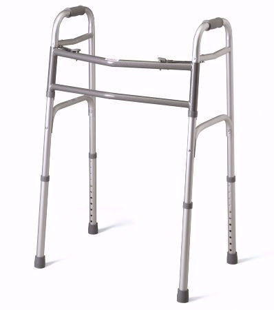 Bariatric Heavy Duty Folding Walker - 650 LB Weight Capacity