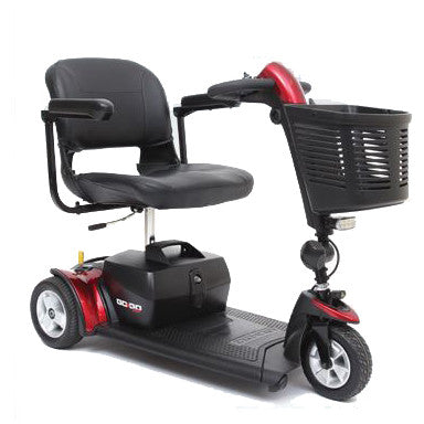 Pride Mobility Go-Go® Sport Power Mobility Scooter 3 or 4 Wheel