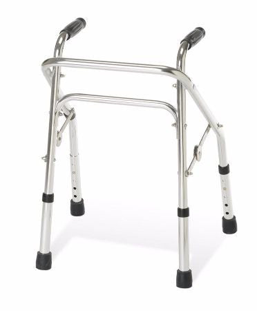 Pediatric Folding Walkers - Height Adjustable Walkers for Kids