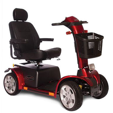 Pride Mobility Pursuit® XL 4-Wheel Power Mobility Scooter