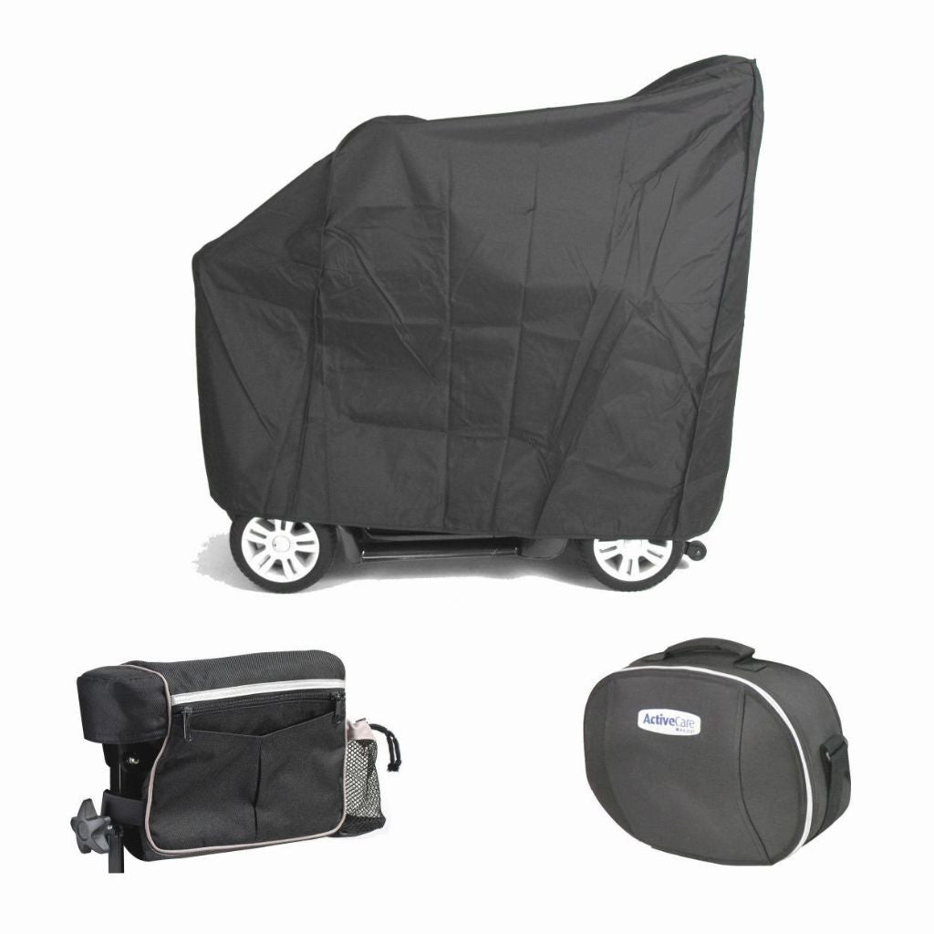 Scooter Accessory Kit, Spitfire-Spitfire EX-Phoenix HD- Bags & Cover