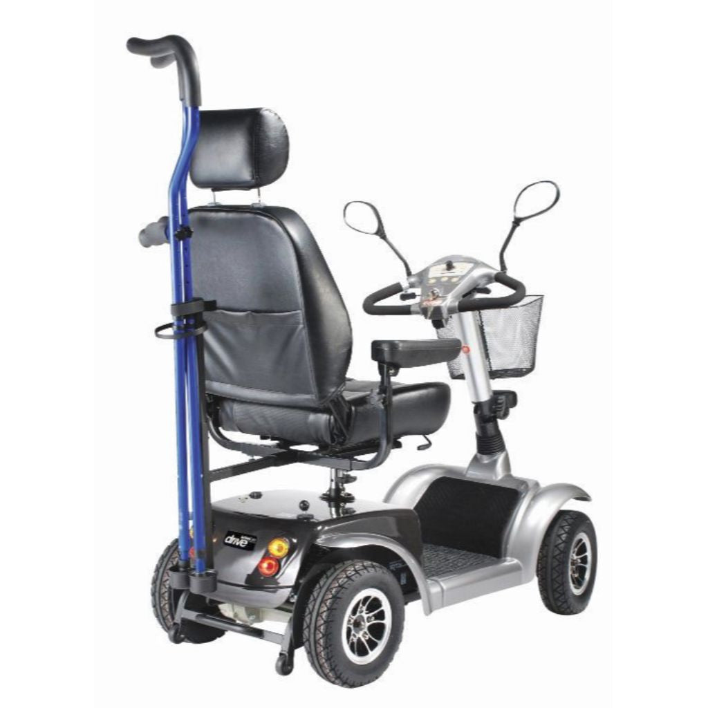 Power Mobility Crutch / Cane Holder for Power Wheelchairs & Scooters