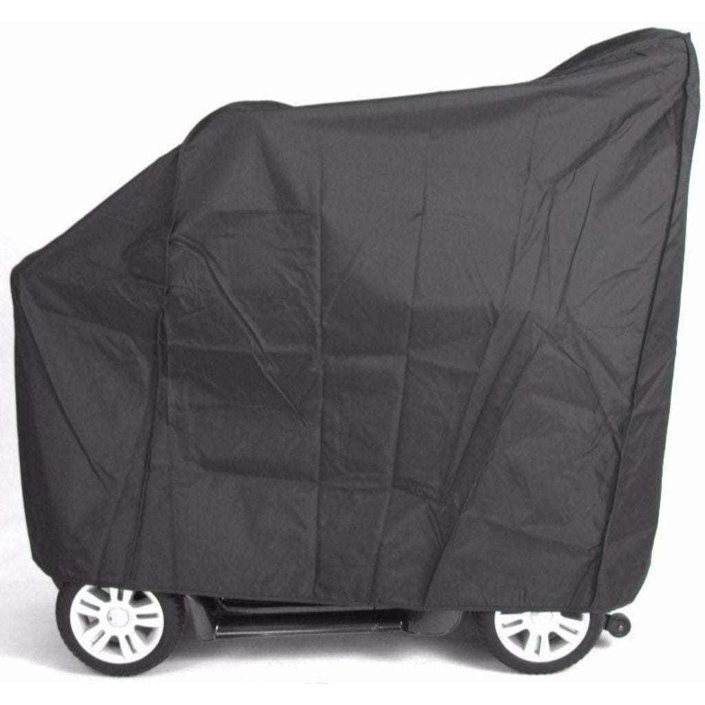 Power Scooter Cover - Protective  Canvas Cover for Mobility Scooters