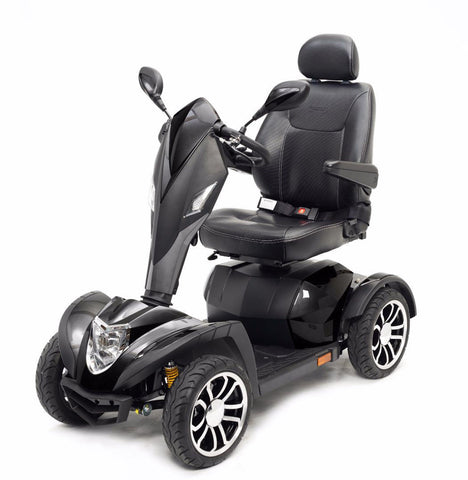 Cobra GT4 HD Heavy Duty Power Mobility Scooter with Captain's Seat
