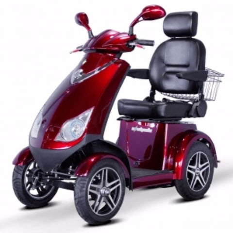 E-Wheels EW-72 4 Wheel Scooter