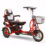 E-Wheels EW-02 Bariatric 1 or 2 Person Power Mobility Scooter