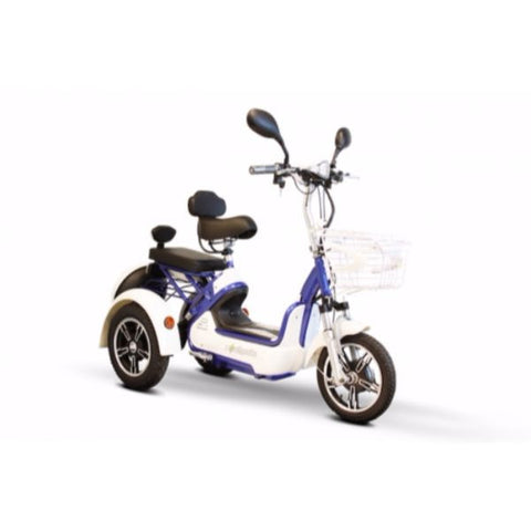 E-Wheels EW-27 CROSSOVER  One or Two Person Pre-Mobility Scooter