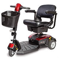 Go-Go® LX Power Mobility Scooter with CTS Suspension 3 or 4 Wheel