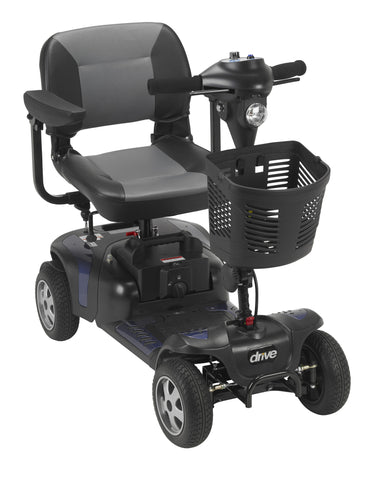 Phoenix HD4 Power Mobility Scooter, 4 Wheel