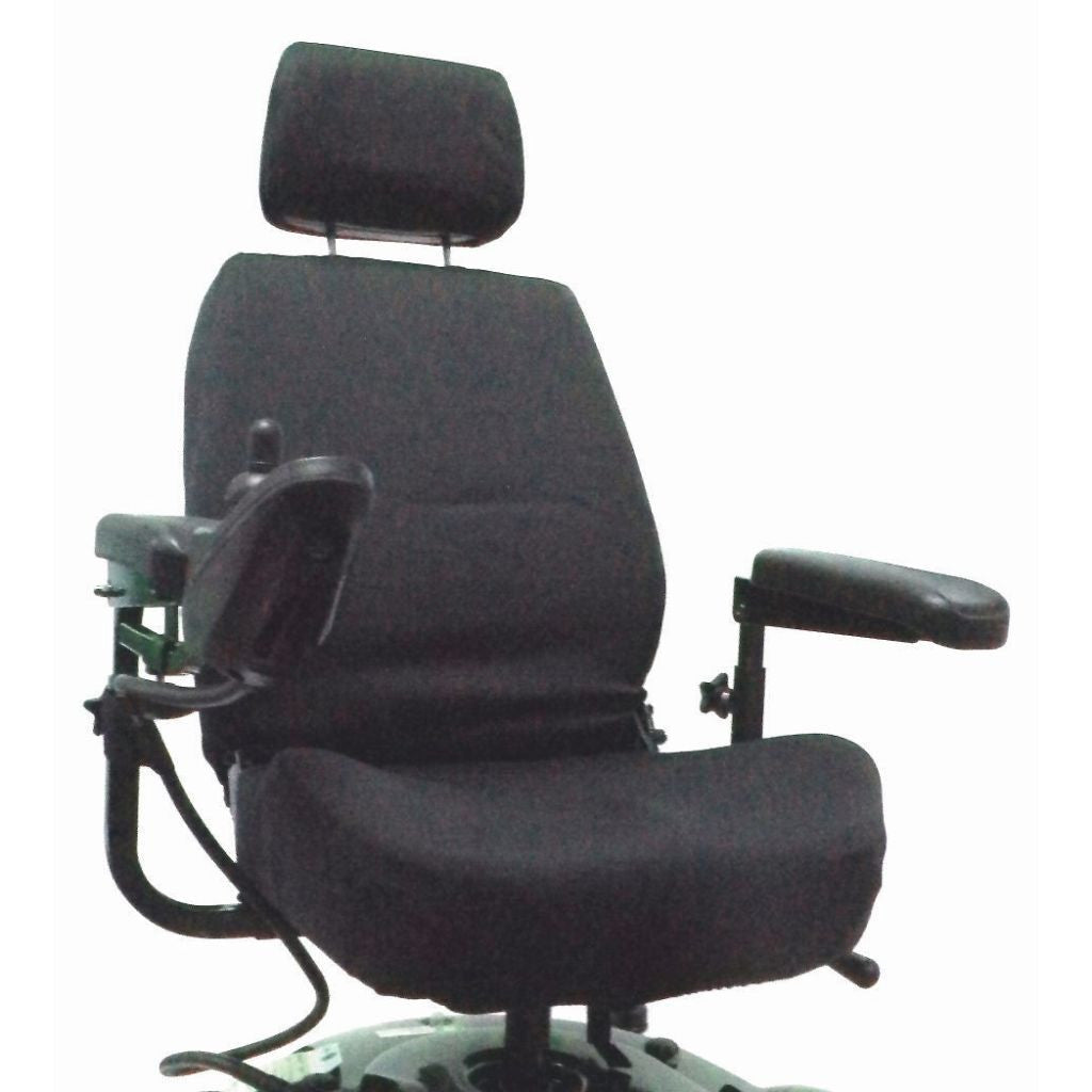Protective Cover for Power Chair or Mobility Scooter Captain's Seat