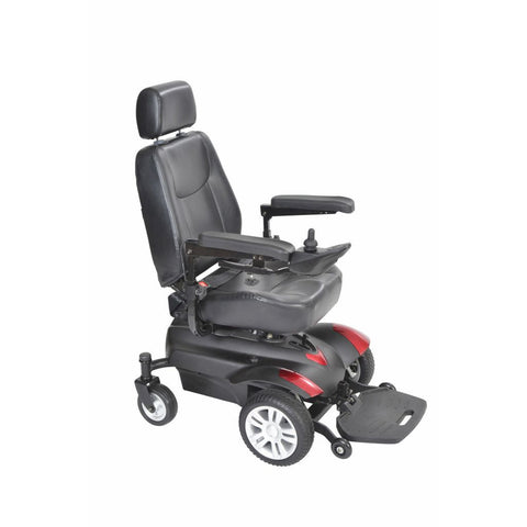 Titan Transportable Power Wheelchair - Seat 16, 18, 20 or 22 Inches