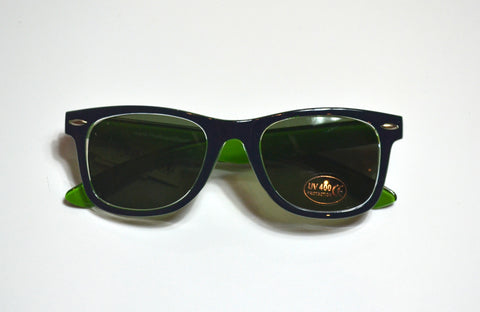 Navy and Blue Sunglasses