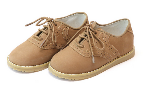 Boys Oxford Lace-Up Shoes