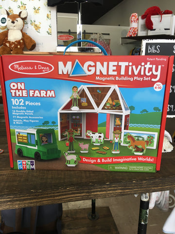 Magnetivity Magnet Building Playset
