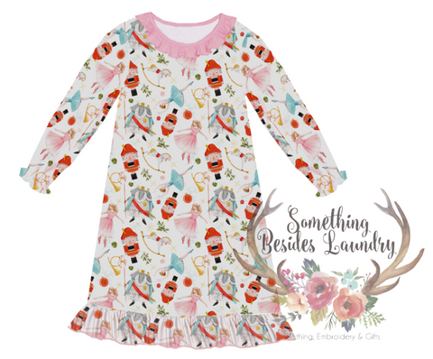 Sugar Plum Fairy Nightgown