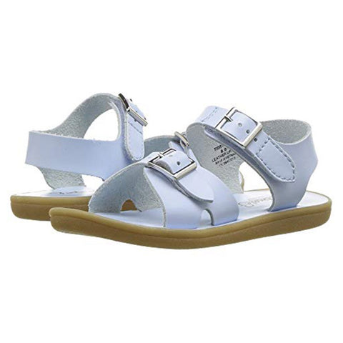 FootMates Tide Sandal- Light Blue