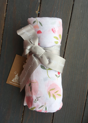 Pretty in Pink Swaddle