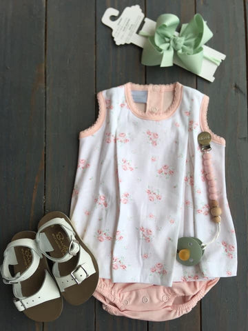Rosebud Bubble Dress
