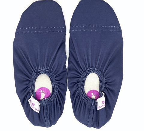Palm Beachies Swim Shoes- Navy