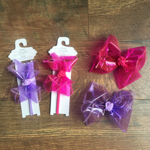 Waterproof Bows