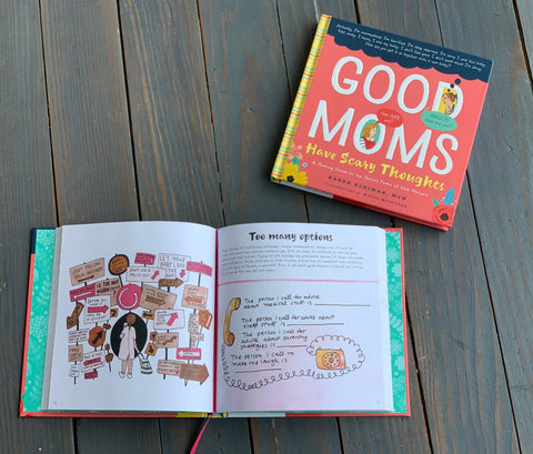 Good Moms Have Scary Thoughts Book