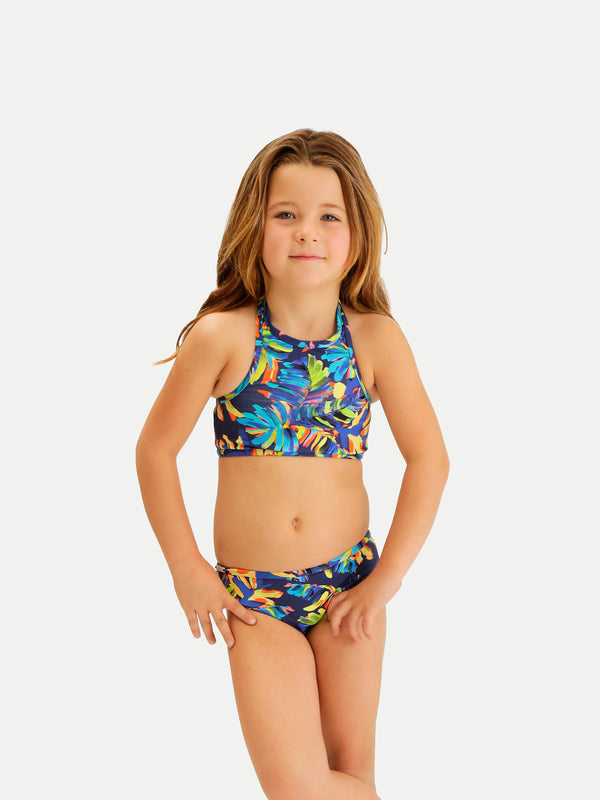 Traje de Baño Niña Bikini - Top and Bottom Amazonic - 6 Meses a 14 Años