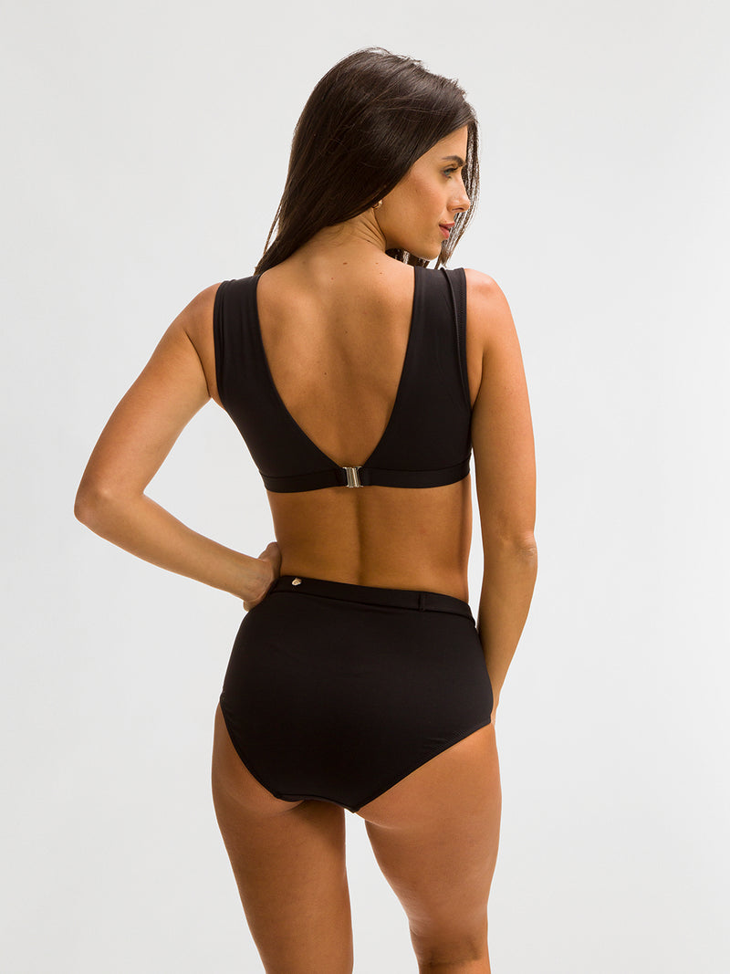 Bikini Bottom Color Negro - Marieta - SHE by 98 2020