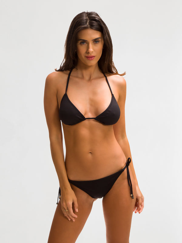 Bikini Bottom para Mujer Color Negro - Tulum Negro - SHE by 98 2020