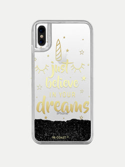 Funda para Celular Glitter Dreams - Funda Personalizada iPhone