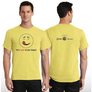 Put A Smile On Your Tongue! - Tee Shirt