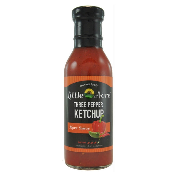 More Spicy Three Pepper Ketchup 13 oz