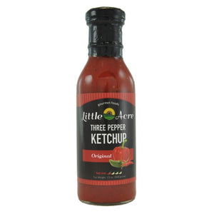 Original Three Pepper Ketchup
