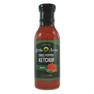 Spicy Three Pepper Ketchup