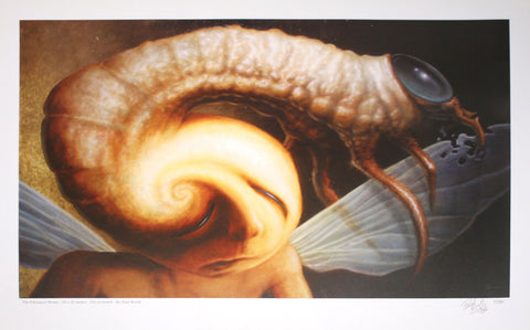 Paul Booth - The Fibonacci Worm