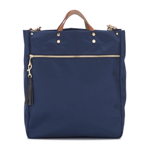 Parker Nylon Tote / Embroidery