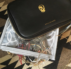 Skull Isabella Jewelry Case