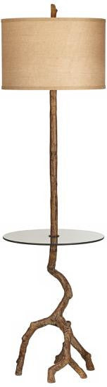 Beachwood Floor Lamp