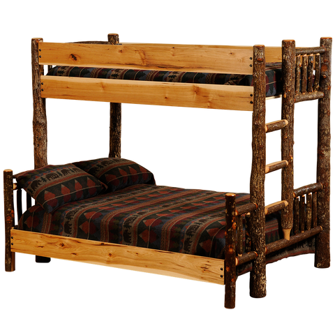 Hickory Bunk Bed