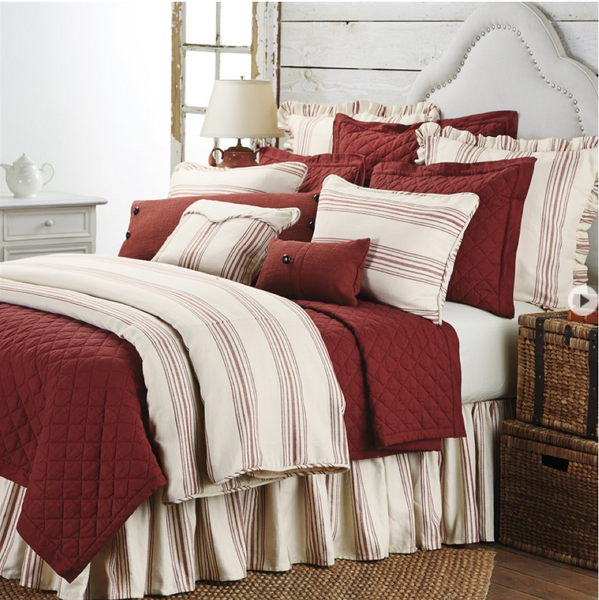 Prescott Bedding Set