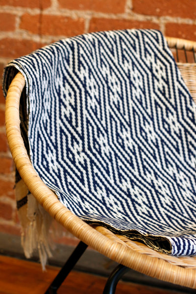 Chiang Mai Hand Woven Throw