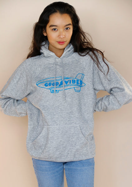 Good Vibes Hooded Sweatshirts