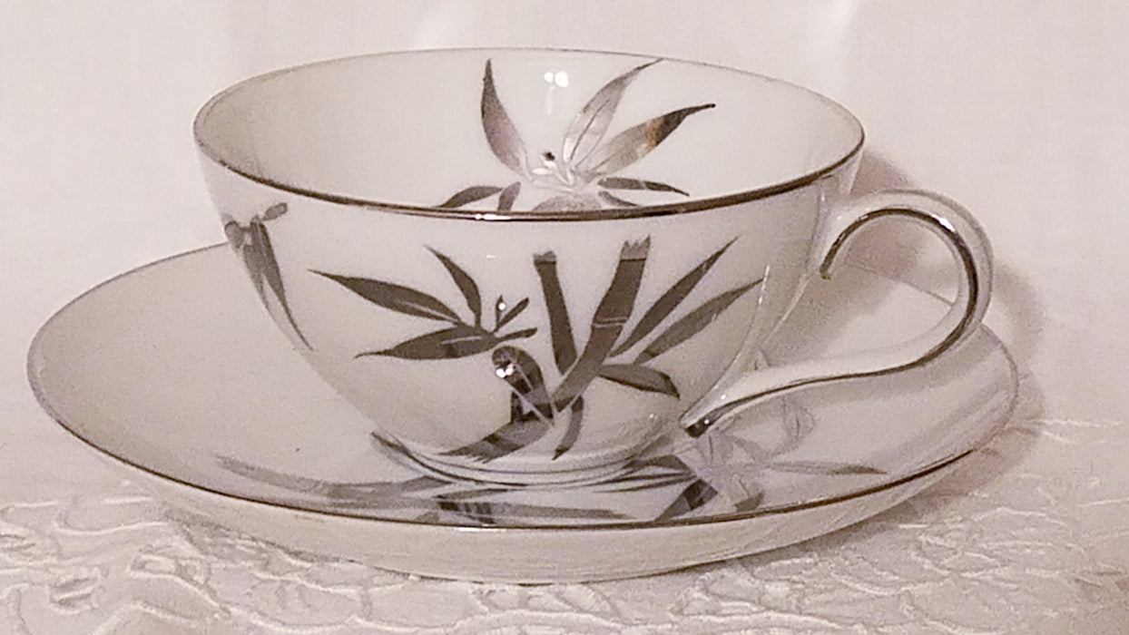 Imperial Eternally Yours Silver Bamboo China
