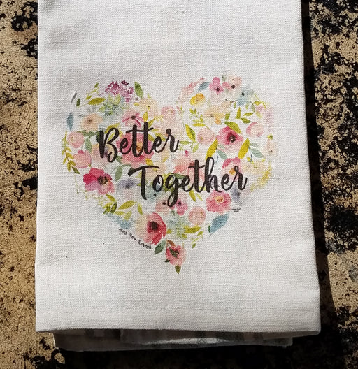 Better Together Kitchen Towel
