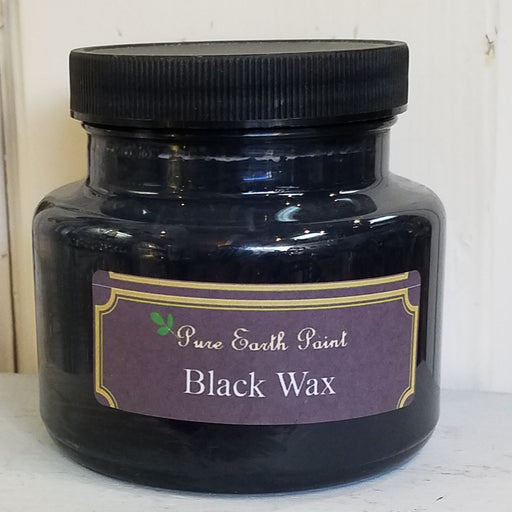 Black Wax by Pure Earth Paint