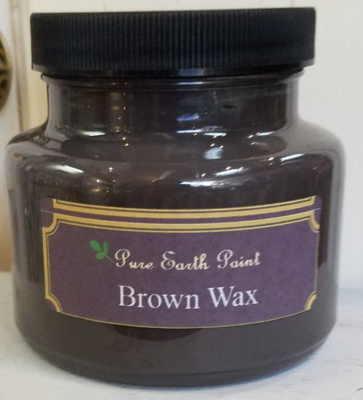 Brown Wax by Pure Earth Paint